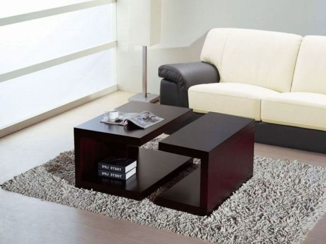 Modern Contemporary Coffee Table Sets