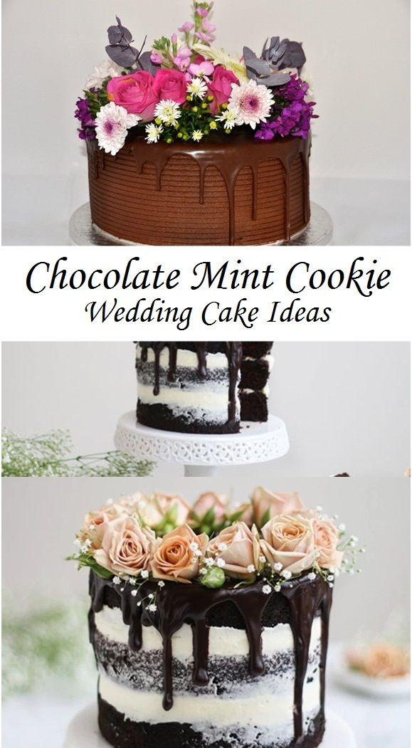 Chocolate Mint Cookie Wedding Cake Ideas Recipe Chocolate Mint