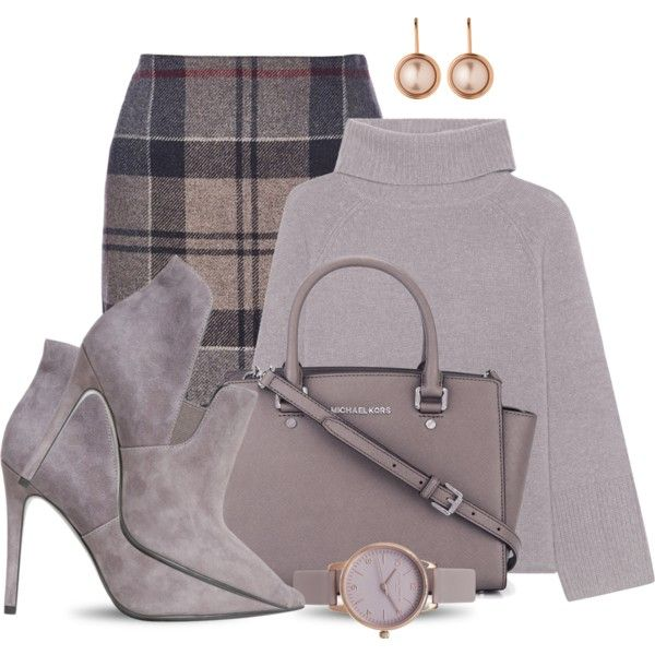 Untitled #1348 by carla-palmisano-50 on Polyvore featuring мода, 360 Sweater, Barbour, Kendall + Kylie, MICHAEL Michael Kors, Olivia Burton and Dyrberg/Kern