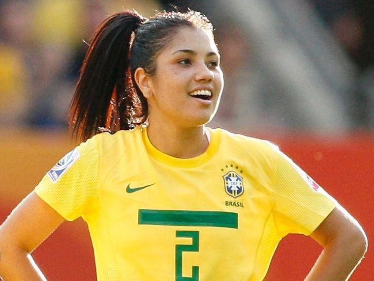 Maurine - seleção brasileira feminina de futebol