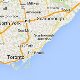 Find Where to Dance in Toronto and Ontario » Toronto Dance Map