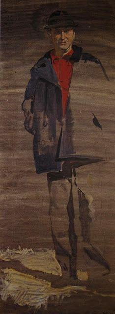 Yannis Tsarouchis.(