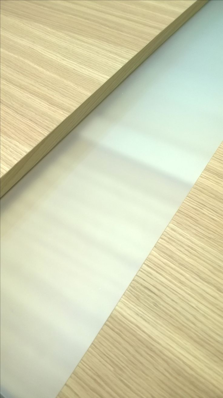 PRIMERA door detail with frosted glas