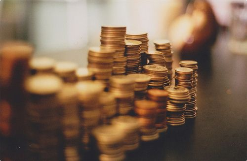money, coin, and gold image
