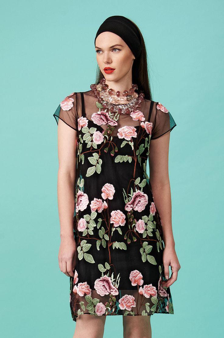 Forever Young : Φόρεμα σε άλφα γραμμή (FY100)
