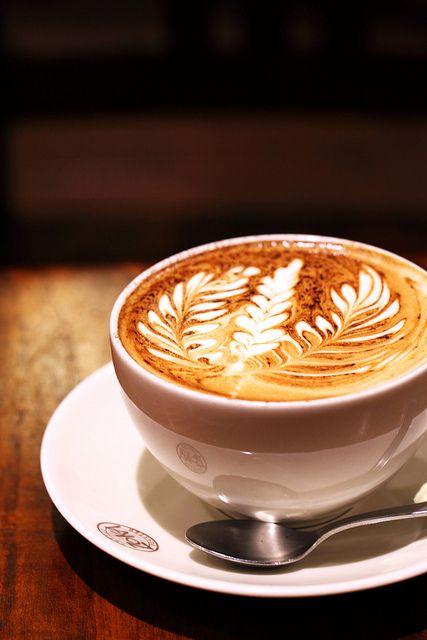 ZOKA@おおたかの森   Flickr - Photo Sharing! #Coffee #Latte #BuffaloBucksCoffee
