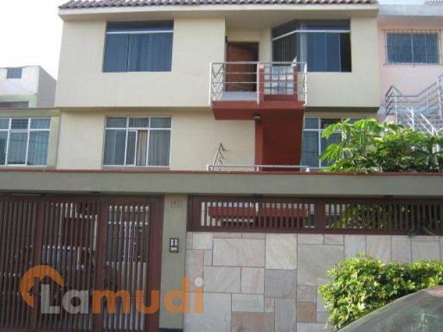 Casa de dos pisos mas un departamento completo en el for Piso 9 malecon center