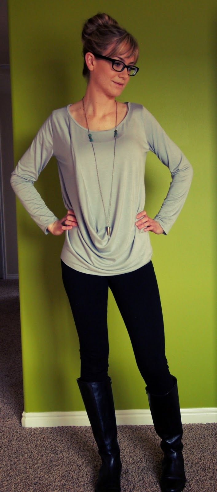 Comfy top sewing pattern