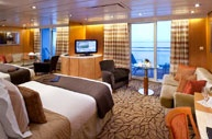 Sky Suite on the CelebrityCruises Reflection - Ask me about it!  Sailing it in December!
