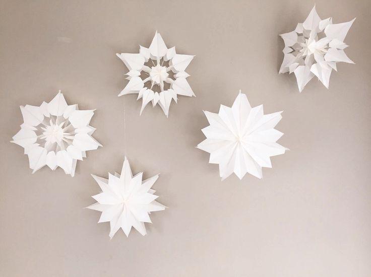 1000 ideas about sterne basteln aus papier on pinterest. Black Bedroom Furniture Sets. Home Design Ideas