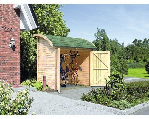 die besten 25 fahrradgarage ideen auf pinterest fahrrad aufbewahrung bike garage und fahrr der. Black Bedroom Furniture Sets. Home Design Ideas