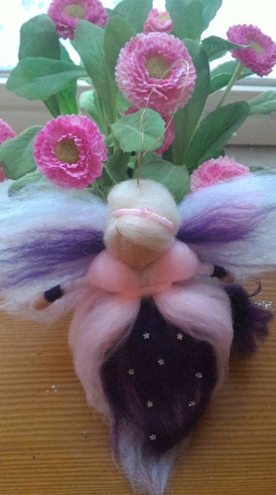 TOOTH, tooth fairy tale in soft wool
