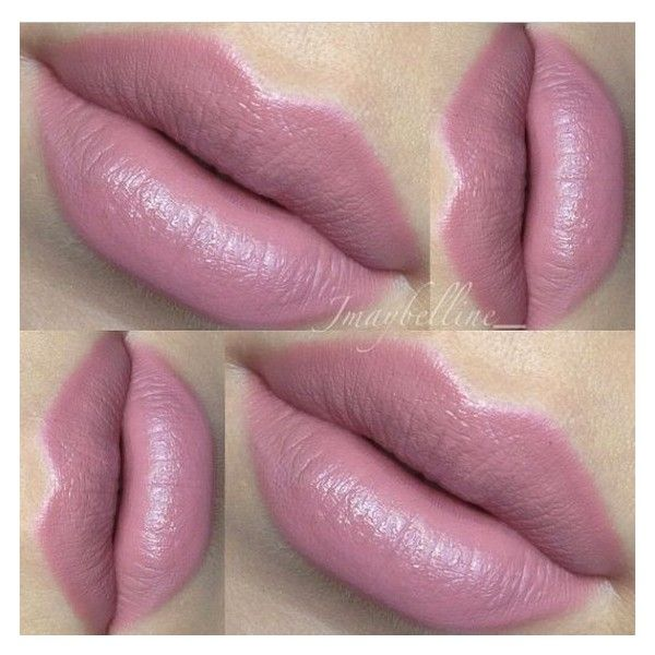 """Mac faux lipstick is my new favorite and """"go to"""" color. Love! Love!... ❤ liked on Polyvore featuring beauty products, makeup, lip makeup, lipstick and lips"""
