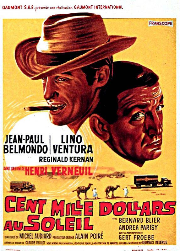 Redécouvrez la bande-annonce du film Cent mille dollars au soleil ponctuée des secrets de tournage et d'anecdotes sur celui-ci. ☞ Cent mille dollars au sol