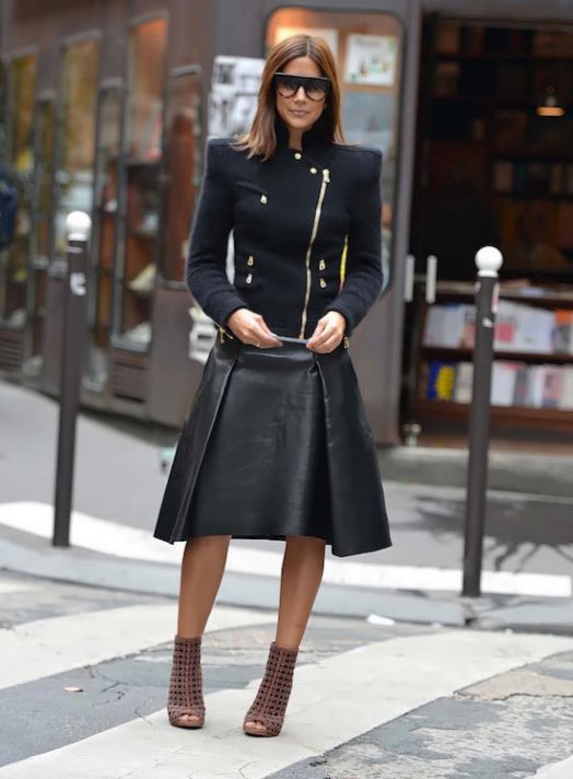El estilo vanguardista de Christine Centenera