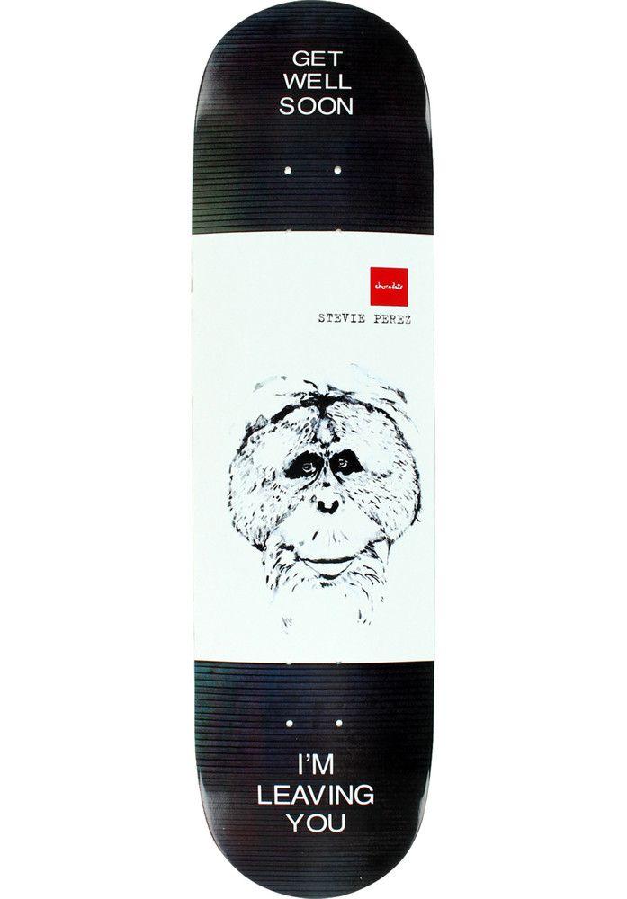 Titus DailyDeal: Chocolate Perez-Solitary-Animals - titus-shop.com  #Deck #Skateboard #titus #titusskateshop