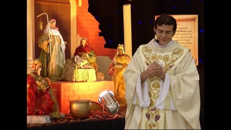 Homilia do padre Reginaldo Manzotti (05 de Janeiro de 2014)