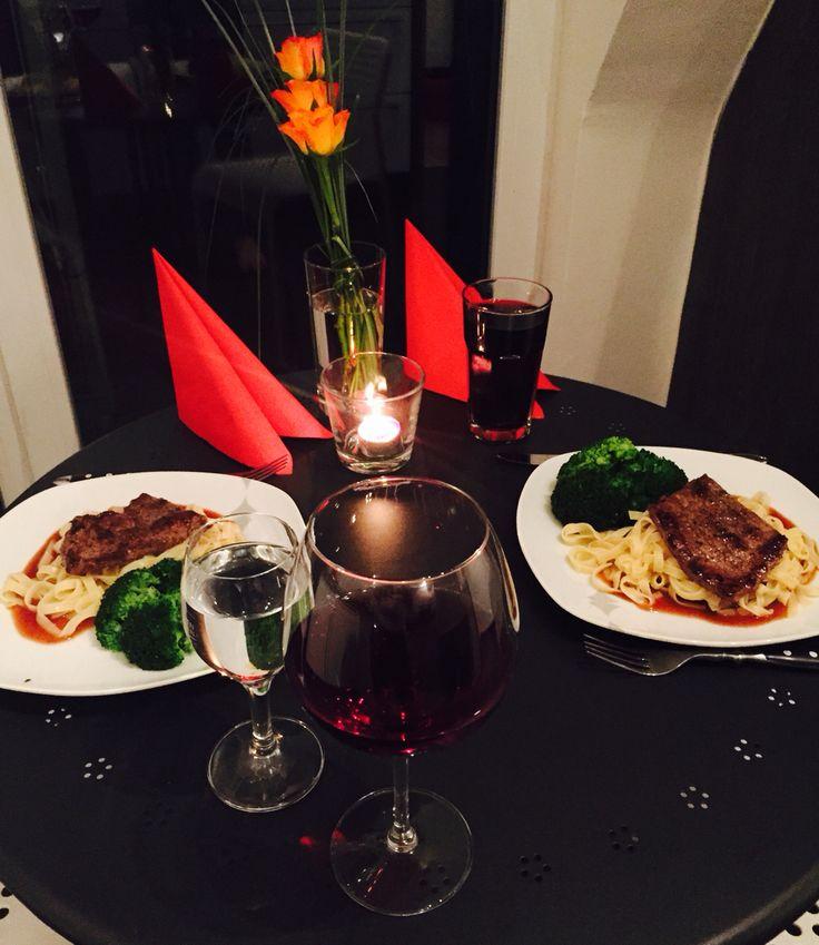 Love Food Dinner