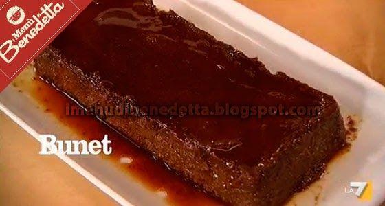 Il Bunet è un dolce al cucchiaio tipico del Piemonte, molto simile ad un budino per consistenza. Benedetta Parodi, da buona piemontese, ci...
