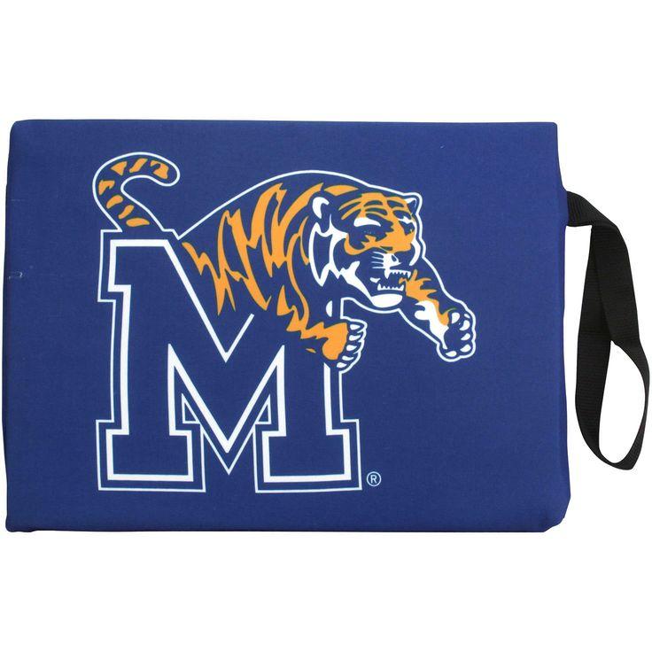 Memphis Tigers Stadium Cushion - Royal Blue - $10.39