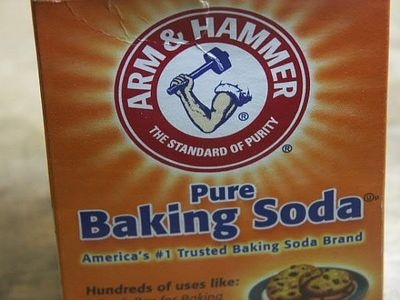 Tarnished silver baking soda and sodas on pinterest for How to clean jewelry with baking soda