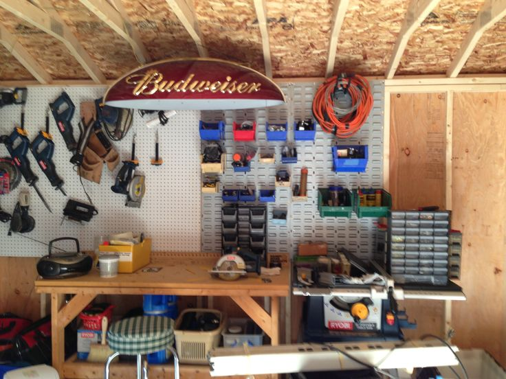 Storage Shed Workshop By Wood Tex Storage Sheds