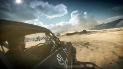 Check out the official Mad Max game trailer