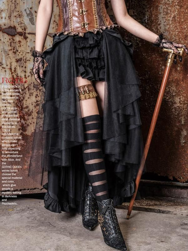 75a74f6405d Pirate Renaissance Womens Dresses Steampunk Skirts For Wome Steampunk Womans