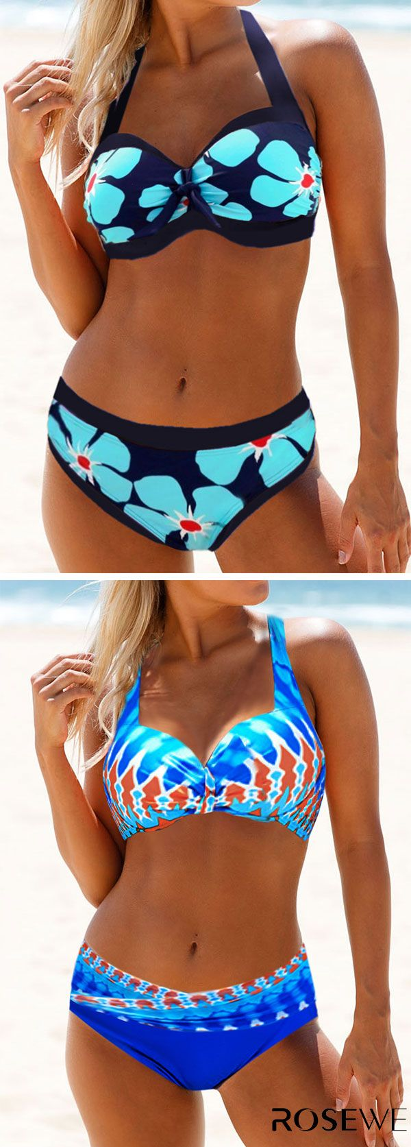 Best swimwear for curvy girl. Upgrade your wardrobe and try new styles this year