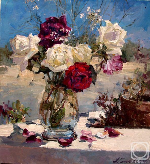 Галимов Азат. Розы под солнцем. Кипр