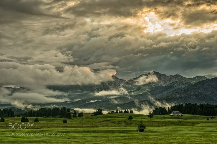 nuvole in cansiglio by lambertoferro. Please Like http://fb.me/go4photos and Follow @go4fotos Thank You. :-)
