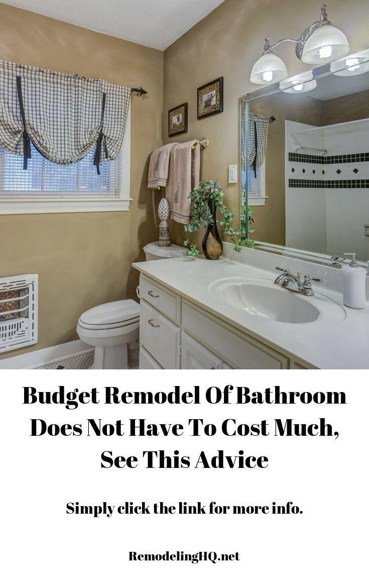Simple Bathroom Remodeling Ideas Simple Bathroom Bathrooms Remodel Remodel
