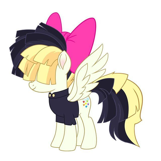 Sias Becoming A MyLittlePony Shell Be Songbird Serenade In The New