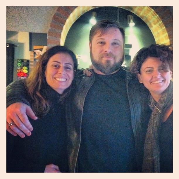 DEXTER Milano with our friend  @ChefMatteoTorretta. Thank you! - DEXTER Milano con il nostro amico @ChefMatteoTorretta. Grazie!