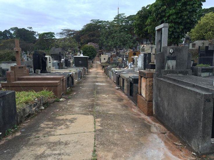 Sau Paulo, Brazil graveyard