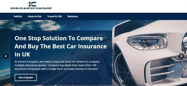 Quick And Easy Insurance Comparison Quotes Online For Car Home