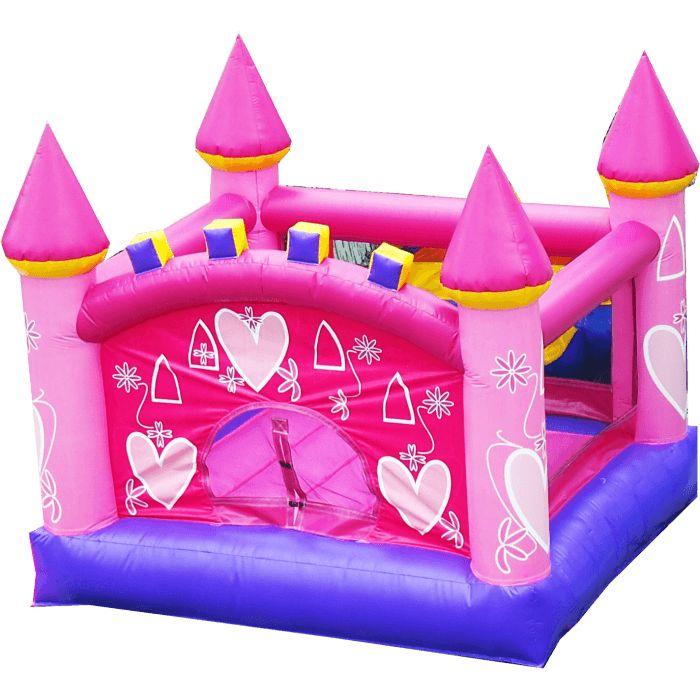 Название: Коммерческий надувной батут «Замок сказочной принцессы» Категория: Надувные аттракционы Описание:   В гостях у принцессы   Замечательный открытый домик из ПВХ розового цвета станет любимым местом обитания для вашей юной и нежной принцессы. Дево