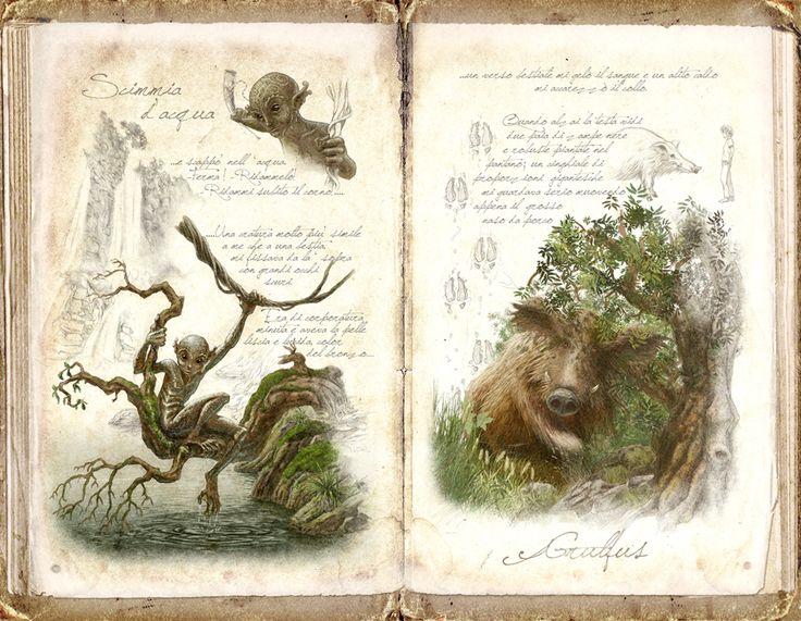 Fairy creatures - by Claudio Prati