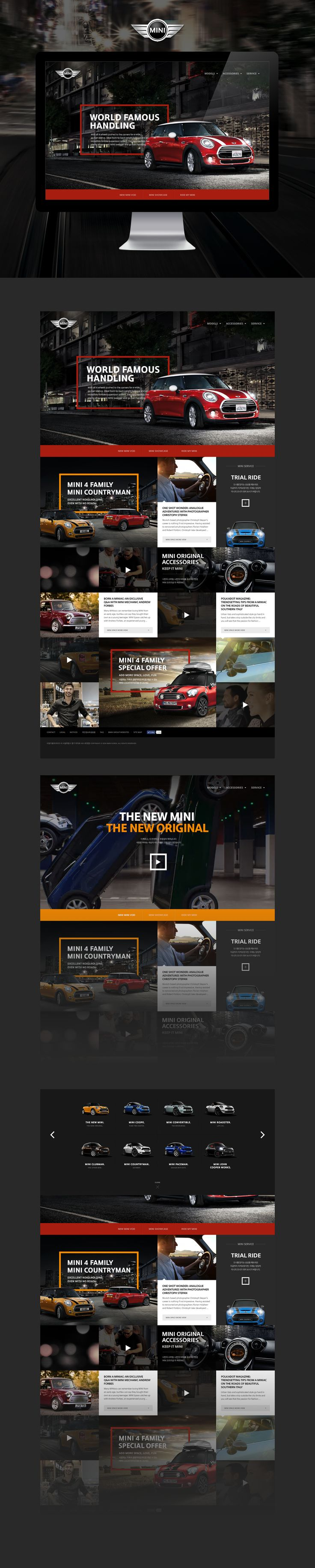 MINI Concept Design on Behance