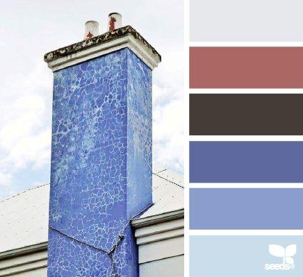 color chimney
