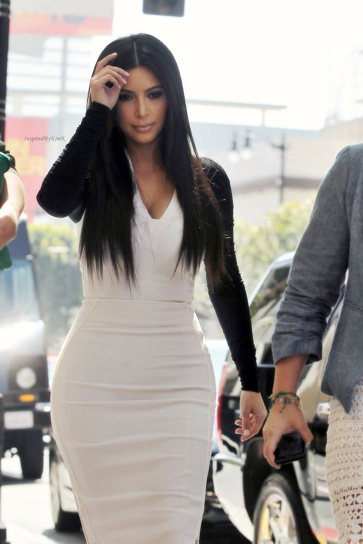 Kim Kardashian Style Tumblr The Image Kid Has It