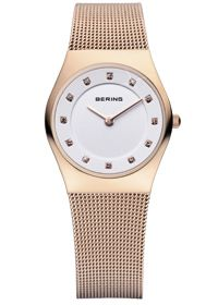 New Bering Rose Gold Mesh Collection for Spring Summer 2014