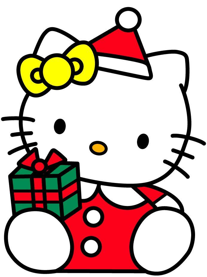 Christmas Hello Kitty :)