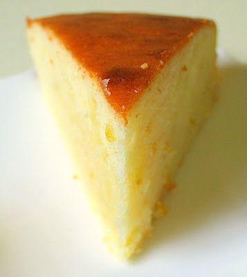 Happy Home Baking: Yogurt Cake