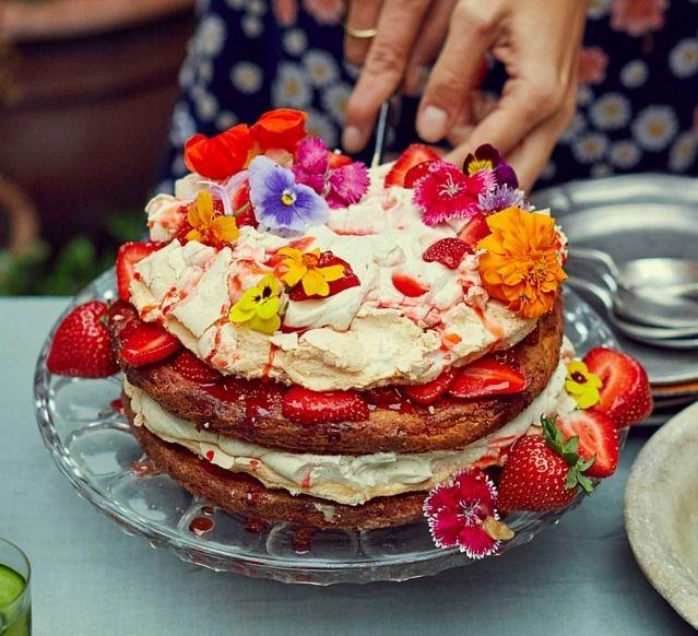 Pile gourmande britannique, Un agréable Plaisir d'été..