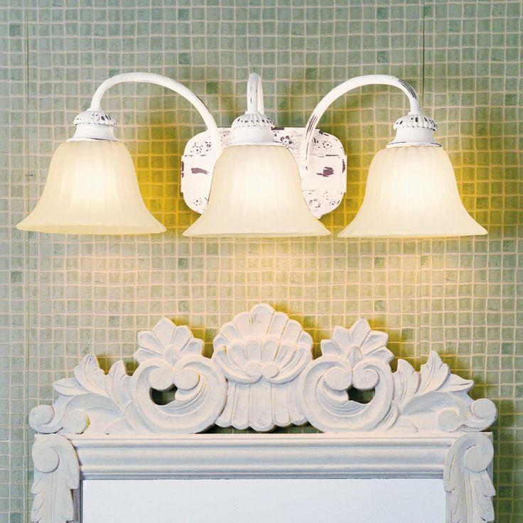 Vintage Bath Light, for the girls bath