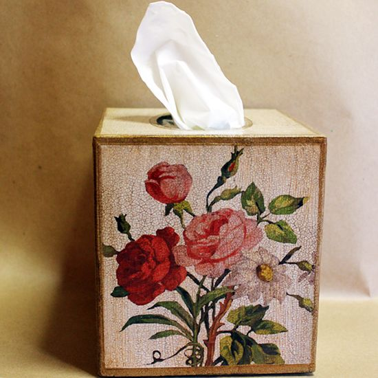 Tissue Box Covers Page 6