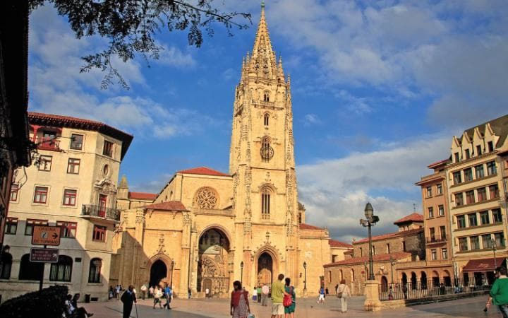 A tale of three Spanish cities: Oviedo, Gijón and Avilés by The Telegraph
