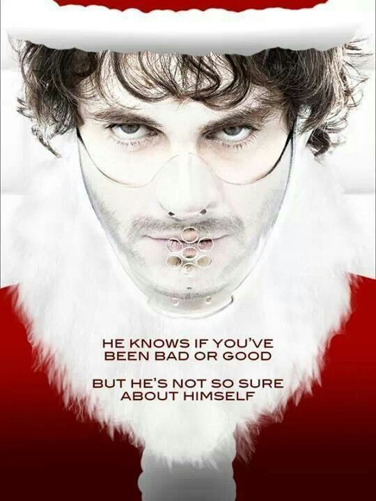 Hannibal Christmas: Will Graham knows if you've been bad or good...but he's not so sure about himself