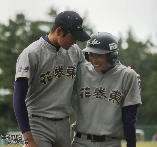 大谷 翔平(花巻東)   高校野球ドットコム